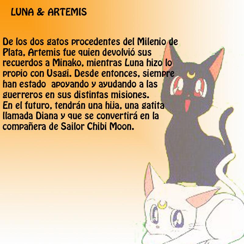 Luna Y Artemis Perfectamente Imperfecta
