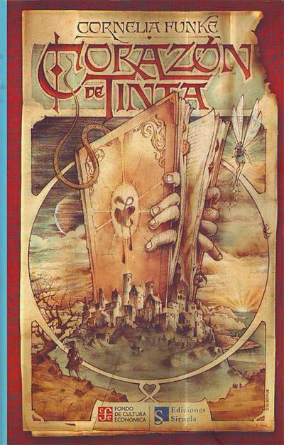 Resultado de imagen de libro corazon de tinta